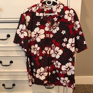 Pacific Legend Authentic Hawaiian Shirt